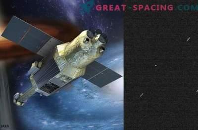 Opazovanje nesreče vesoljskega plovila