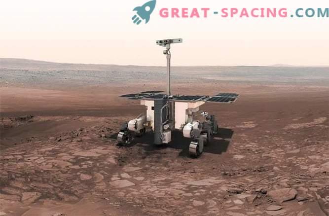 Potencialna mesta iztovarjanja, izbrana za ExoMars rover