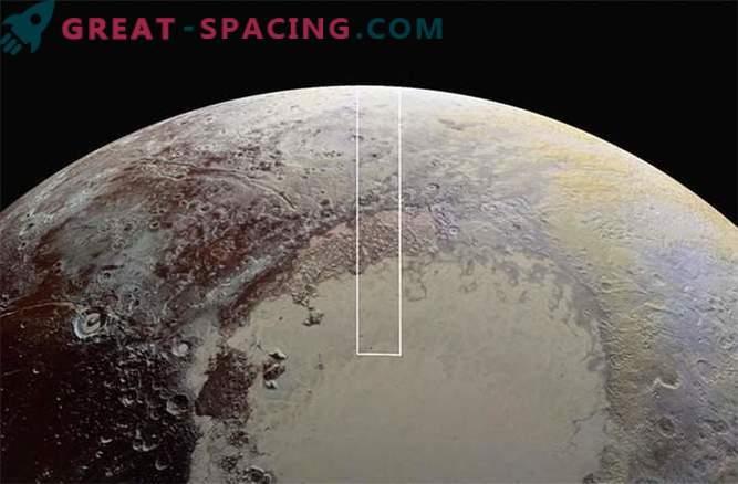 Potopite se v čudovito pokrajino Plutona