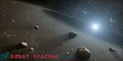 Ustvarjanje prahu v evolucijskih eksoplanetnih sistemih