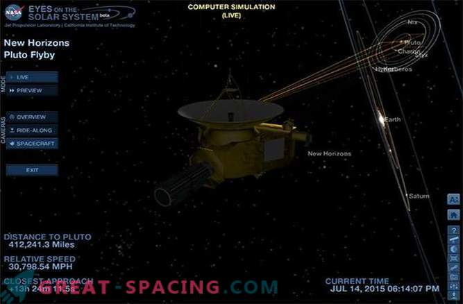 Mission New Horizons: we have a viable spacecraft