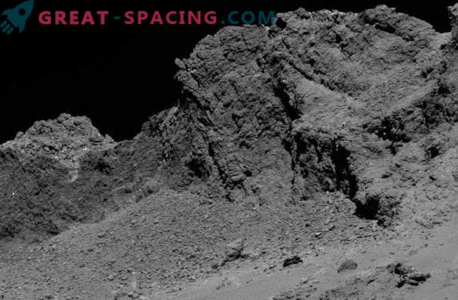 Sonda Rosetta na svojem kometu opravi kontrolirano nesrečo