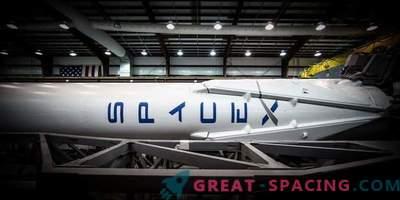 SpaceX pošlje NASA kapsuli