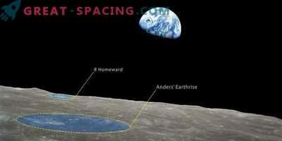 Lunarni kraterji, poimenovani po Apollu 8