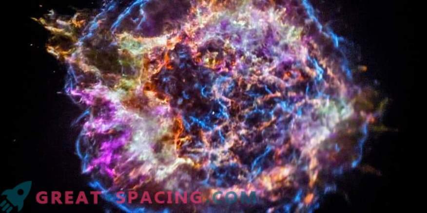 NASA lansira rentgenski teleskop za preučevanje zvezdnih odpadkov