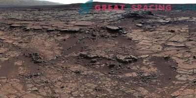 Radovednost je odkrila nekaj čudnega v marsovskem ozračju.