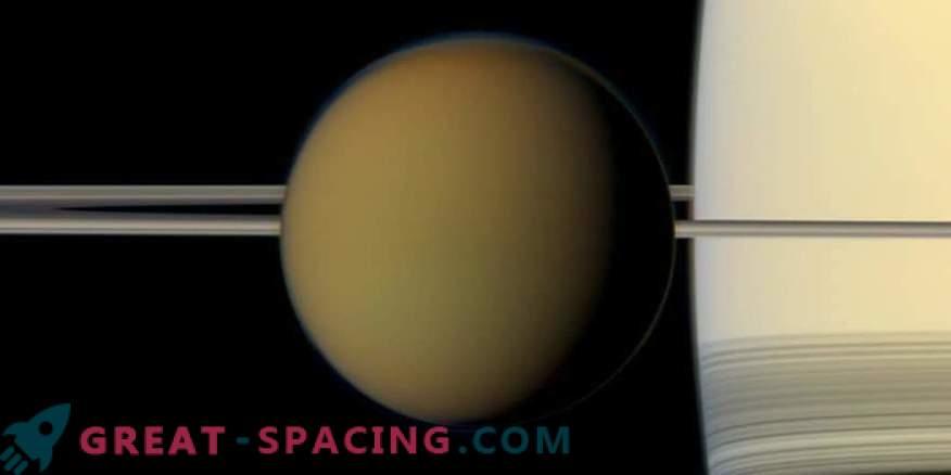 Nove informacije o skrivnostnem vzdušju Titana