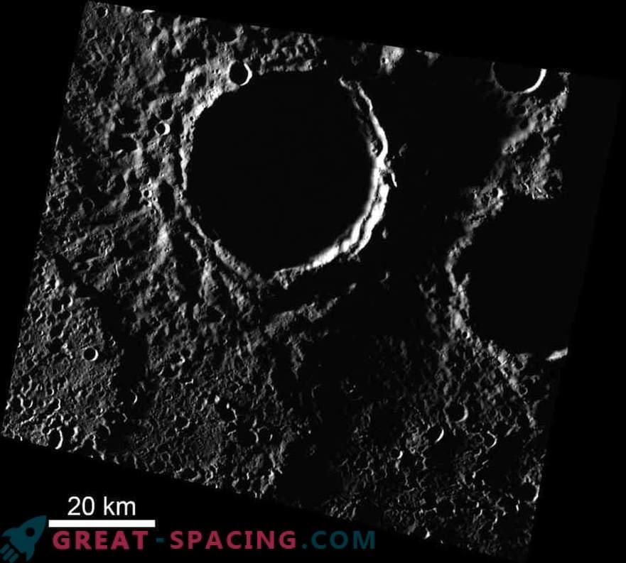 Merkurjevi poli so hladnejši, kot so mislili.