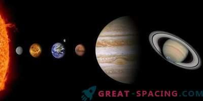 Nova teorija o razliki planetarnih kompozicij v našem sistemu