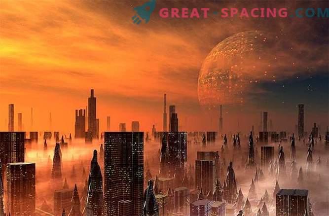 V iskanju super razvitih civilizacij