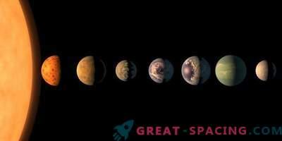 Novi sončni sistem je lahko vir življenja