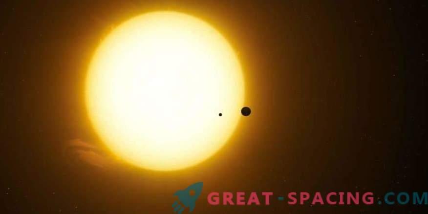 Prvi prepričljivi dokazi o luni zunaj sončnega sistema