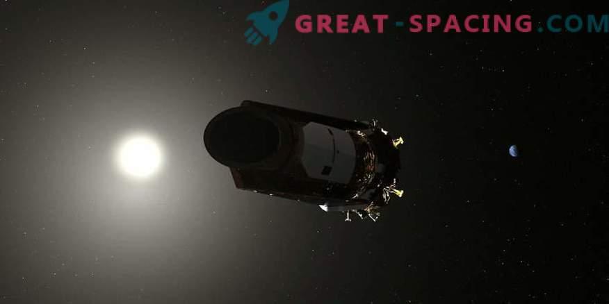 Keplerjev teleskop je uradno razglašen za mrtvega