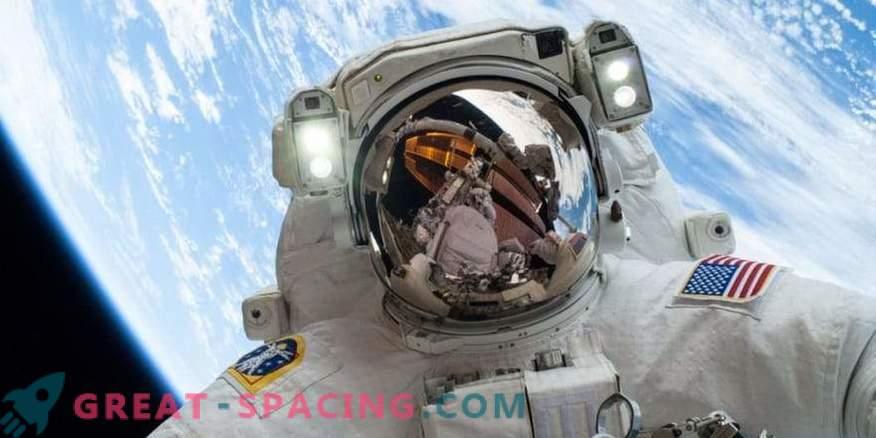 Nova robotska roka za vesoljsko postajo