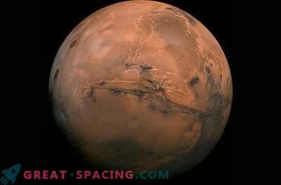 Mars 2030: Raziščite svoj Rdeči planet