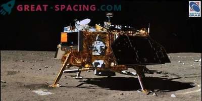 Na mestu iztovora kitajske sonde na Luni se je pojavilo ime