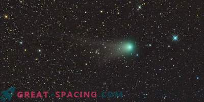 Kozmični oblaki prahu in skrivnosti vesolja