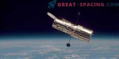 Hubblov teleskop je naletel na težave