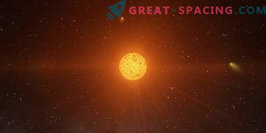 Kako daleč je najbližja soseda Sonca