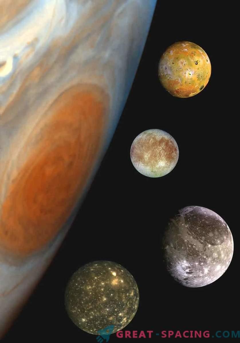 SOK se lahko pripravi na operacije na Jupiterju