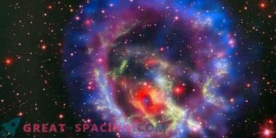 Najdena oddaljena osamljena nevtronska zvezda