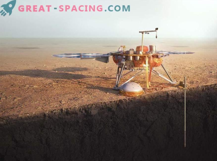 Sončni mrk na Marsu. Kako satelit vpliva na temperaturo planeta