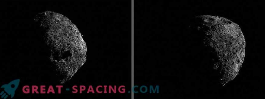 Bennu asteroid: dragocen za raziskovalce, vendar nevaren za Zemljo