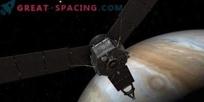 NASA revidira misijo Juno na Jupiter