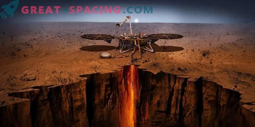 Ali prvi marsovski shake nagovarja življenje na Marsu
