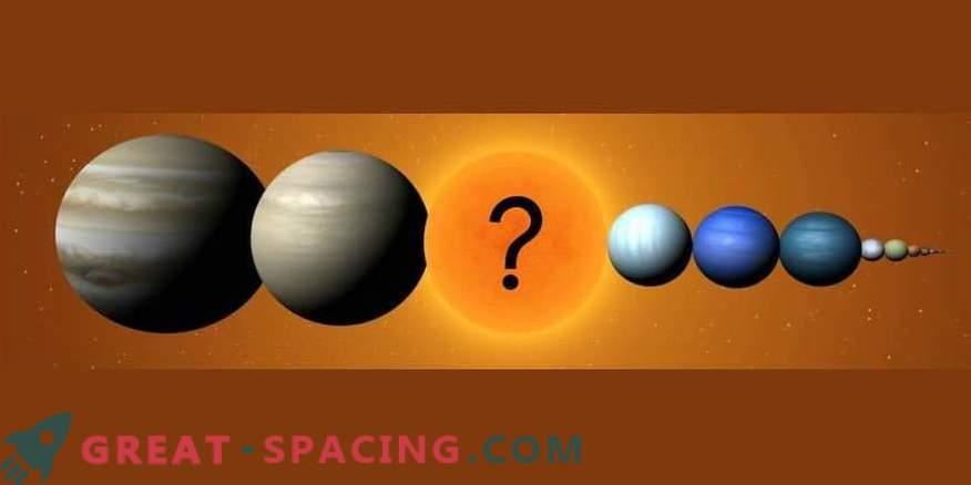 Kaj je najmanjša zvezda v vesolju?