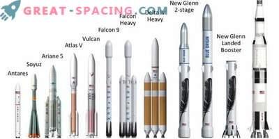 Blue Origin se pripravlja na gradnjo svojega kompleksa za izstrelitev raket