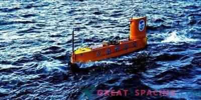 Kitajska avtomatska ladja lansira majhne rakete za znanstvene namene