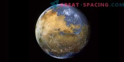 Zakaj je voda na Marsu izginila
