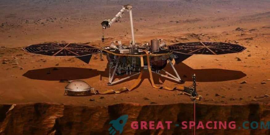 NASA namerava kopati globoko v Mars