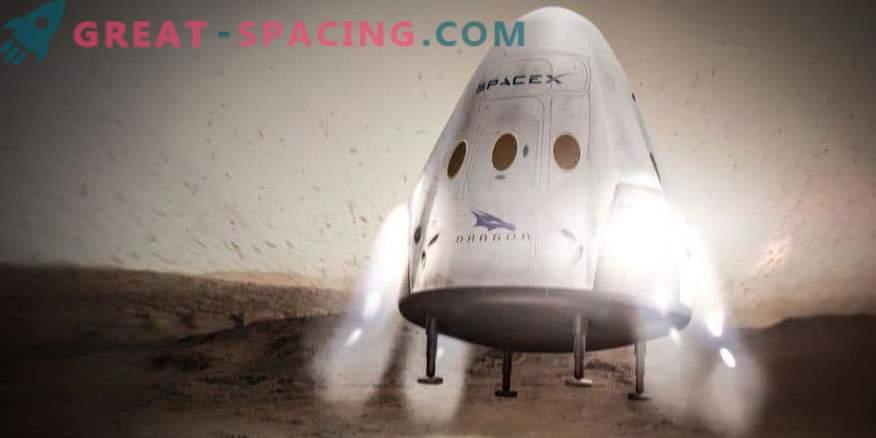 Prva misija posadke SpaceX Ilona Mask je predvidena za junij 2019