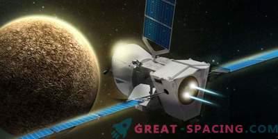 BepiColombo route: zakaj tako dolgo leteti v Mercury?