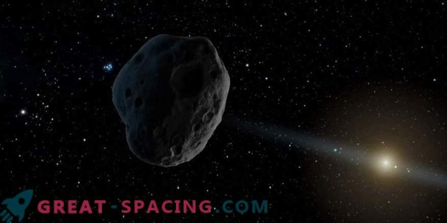 Zwei winzige Asteroiden werden die Erde passieren.