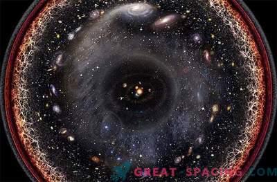 Das ganze Universum in einem Bild