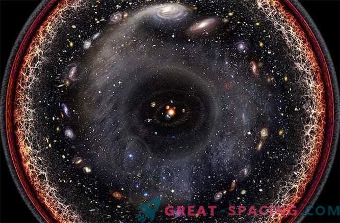 Celotno vesolje v eni sliki