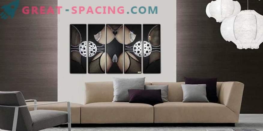 Slikarstvo kot del vaše notranjosti