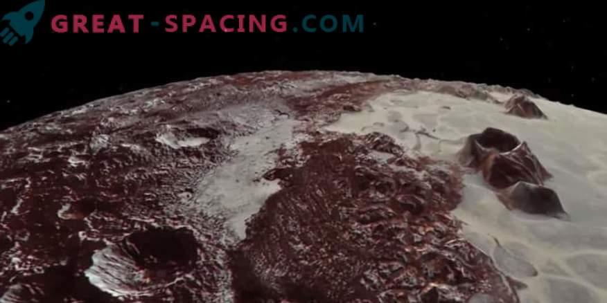 Video: Let nad Plutonom