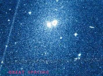 Hubble je na robu Rimske ceste odkril pritlično galaksijo