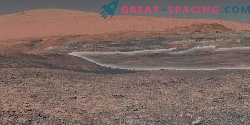 Rover Curiosity praznuje 2000 Sol