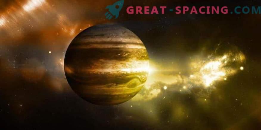 Jupiter je najstarejši planet v našem sistemu