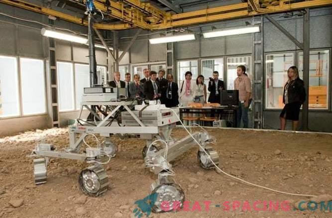 Evropska misija za odkrivanje življenja na Marsu je bila odložena