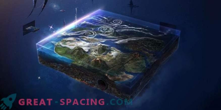 Ekspedicija na konce sveta. Nov poskus dokazovanja ravnine Zemlje
