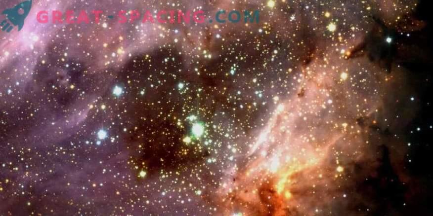 Pričakovana življenjska doba regij, ki tvorijo zvezde