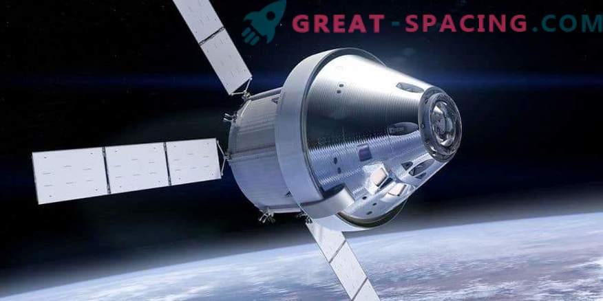 Orion je pred lunarnim poletom opravil končni preskus padalom