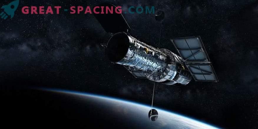 Hubble se vrne na delo po 3-tedenskih počitnicah