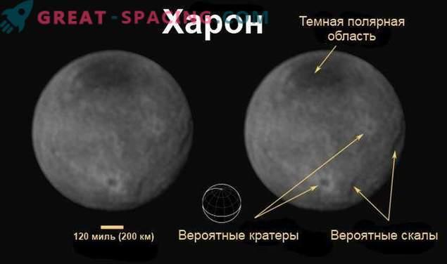 Brezno in kraterji Charon